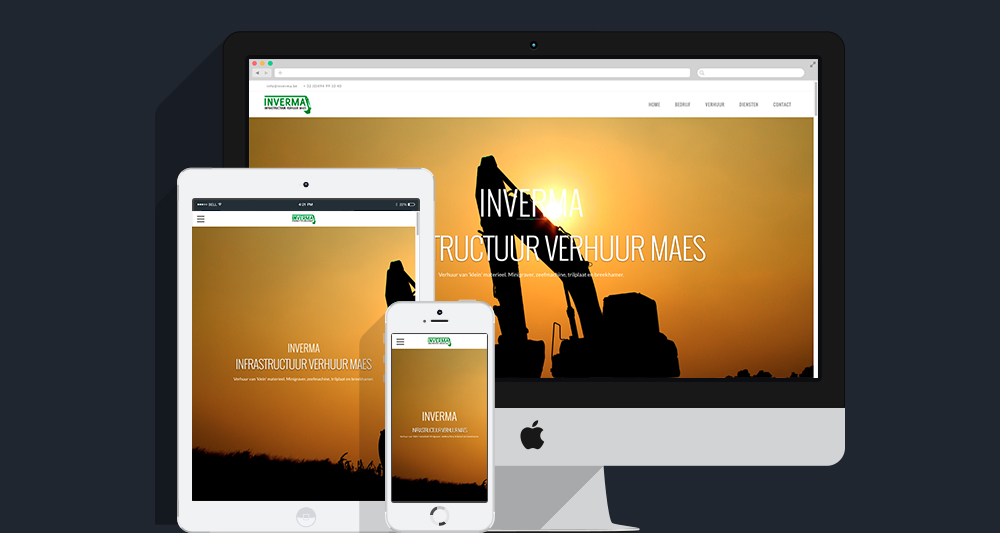 Inverma website
